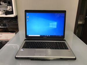 Toshiba Laptop Windows 10 w/ Microsoft Office for Sale in Santa Ana, CA