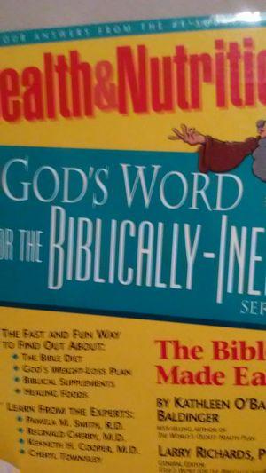 Gods word for the biblicallt for Sale in Wenatchee, WA