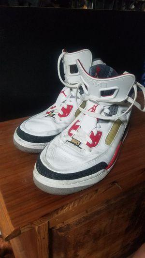 "Nike spizike ""mars blackmon air jordans size 12 for Sale in El Mirage, AZ"