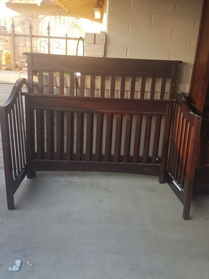 Crib, changing table/dresser, mattress for Sale in Tempe, AZ