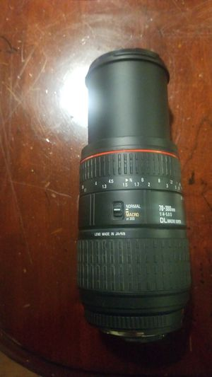 camera lens for Sale in Plano, TX