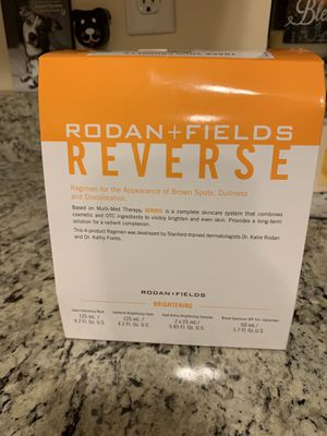 Brand New Rodan + Fields REVERSE Package for Sale in Virginia Beach, VA