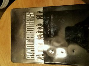 Band of brothers DVD box set for Sale in Florence, KY