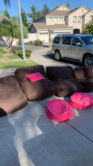 Pottery Barn Bean Bag Furniture for Sale in Manteca, CA