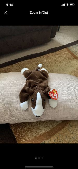 New ty beanie babies Bruno 1997 for Sale in Oceanside, CA