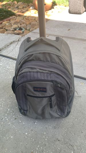 JanSport Rolling Backpack for Sale in Tampa, FL