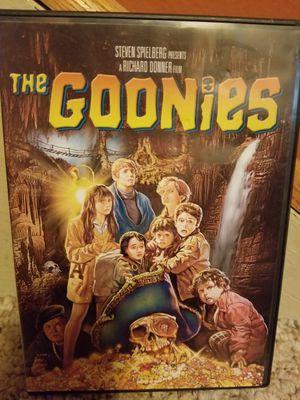 Goonies dvd for Sale in Stewartville, MN