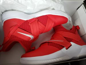 Lebron soldier xii sneakers for Sale in Lynn, MA