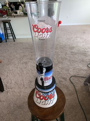 Cools light beer fountain for Sale in Kissimmee, FL