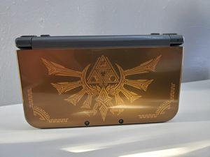 New Nintendo 3DS XL Hyrule Edition for Sale in Chesapeake, VA