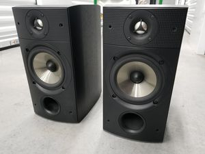 A pair of PSB Image B15 monitor, home theater speakers, made in Canada for Sale in San Jose, CA