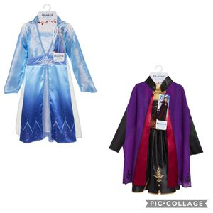 Disney Frozen 2 Princess Elsa & Ana Travel Dress- Brand New! for Sale in Midway City, CA