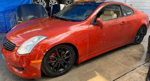 2003 - 2007 INFINITI G35 COUPE PART OUT! for Sale in Fort Lauderdale, FL