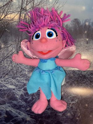 "Sesame Street Abby Cadabby 10"" plush doll toy for Sale in Lakewood, CA"