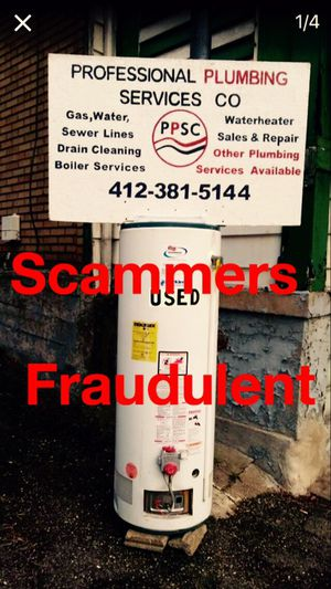 Water heater for Sale in Coraopolis, PA