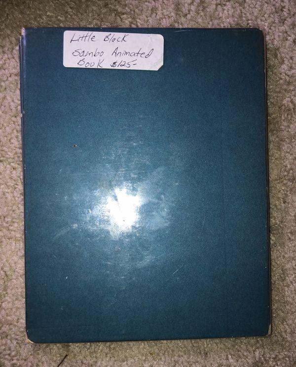 Little black Sambo book by Helen Bannerman