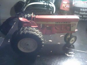 Vintage 1950 Red Tractor Toy for Sale in Columbus, OH