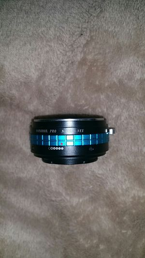 FOTODIOX PRO - Nikon to Sony Lens Adaptor for Sale in Lowell, MA