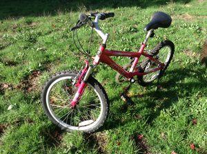 Girls youth Magna pink fuchsia bike for Sale in Seattle, WA