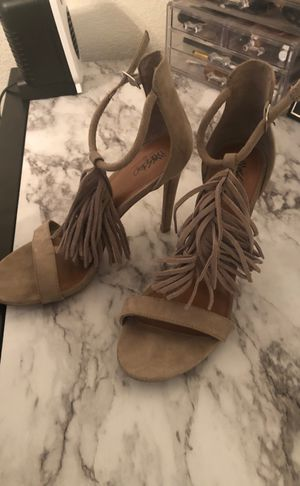 Fringe heel for Sale in Austin, TX