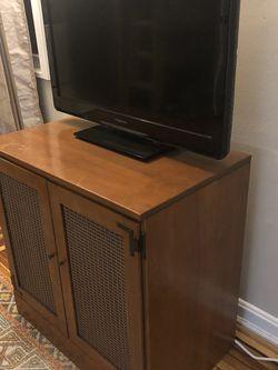 Vintage 1950s Maple Record Cabinet for Sale in Alexandria,  VA