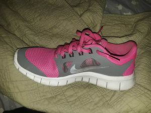 Pink and grey Nike Sneakers for Sale in Takoma Park, MD