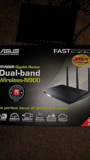 ASUS Gigabit Router for Sale in Sunnyvale, CA