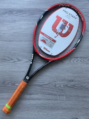 Wilson Pro Staff RF97 2015 Roger Federer Autograph Tennis Racket L3 - 4 3/8 NEW for Sale in Arlington, VA