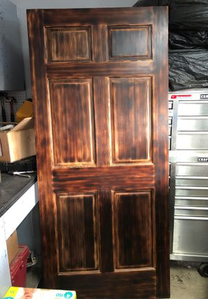 36 inch solid wood for Sale in Fresno, CA