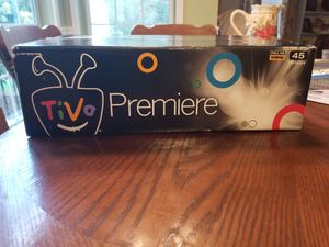 New never used Tivo Premiere Box with 45 Hours of recording! Model TCD746320. for Sale in Dallas, GA