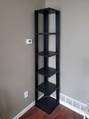 6ft tall Standing Corner Shelf for Sale in Reynoldsburg, OH