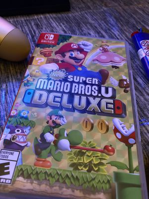Nintendo switch Mario game for Sale in Manteca, CA