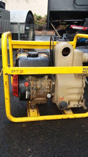 Water pump 6.5hp. 210gal.min. for Sale in Glenwood, OR