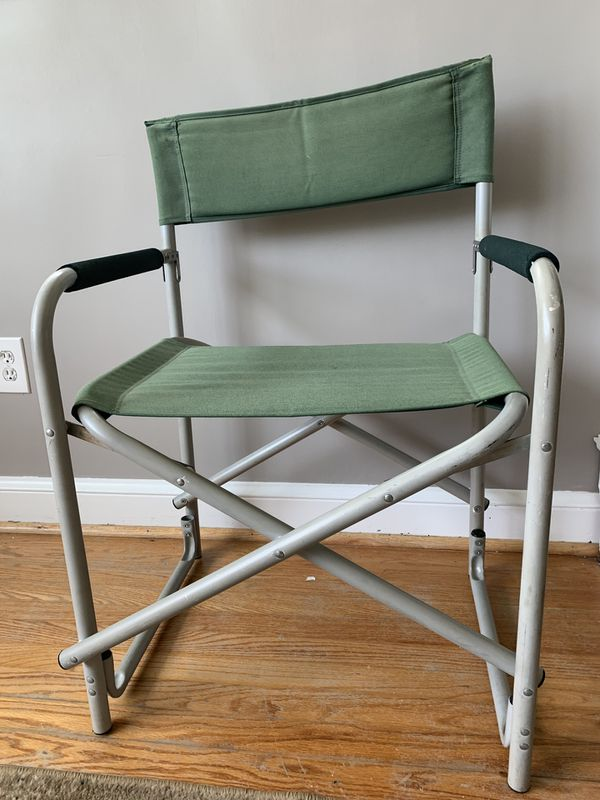 Camping directors chair
