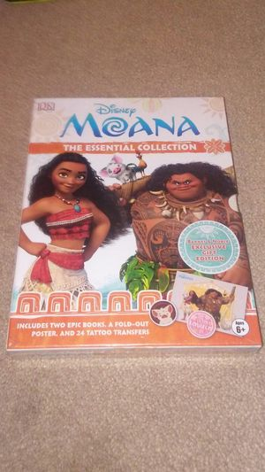 Moana tatoo set for Sale in Riverview, FL