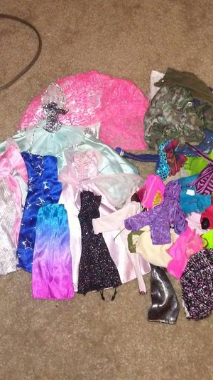 BARBIE CLOTHES for Sale in Haines City, FL
