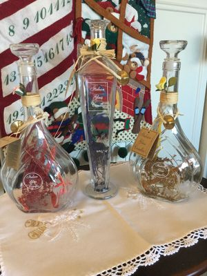 Italian Glass Candles & Glass ornaments / Oil lamps for Sale in Alexandria, VA