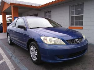 2004 Honda Civic DX coupe for Sale in Kissimmee, FL