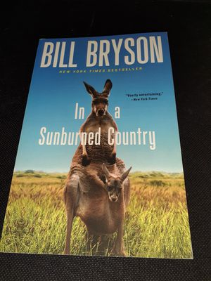 In A Sunburned Country-Book for Sale in St. Louis, MO