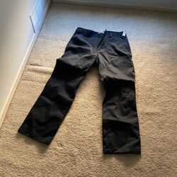 Amazon Essential Work Pants Navy Blue 36x32 for Sale in Plano,  TX