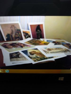 Abel Pann 12 Lithograph Portfolio! for Sale in Sudbury, MA