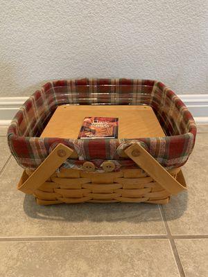 Longaberger Cake Basket - 1999 for Sale in Leander, TX