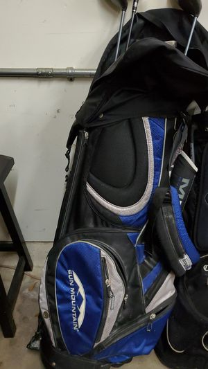 Golf bag and clubs for Sale in Mesquite, TX