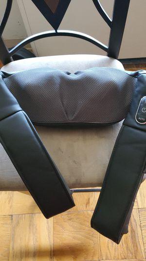 Brookstone Neck/Back Massager for Sale in Arlington, VA