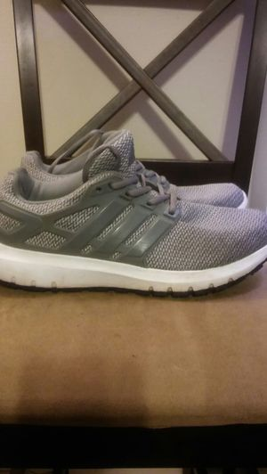 Pair grey adidas for Sale in Waynesboro, VA