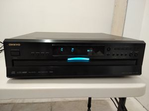 Onkyo DX-C390 6 Disc CD Changer for Sale in Maryland Heights, MO