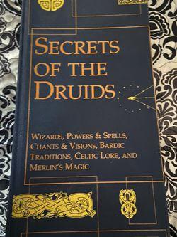 Secrets Of The Druids for Sale in Las Vegas,  NV