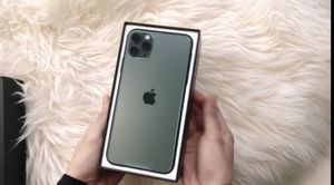 iPhone 11 pro max 64gb or any GB of your choice unlocked for Sale in Chubbuck, ID