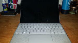 Microsoft Surface Go (Newest model) 64gb (storage) 4gb (RAM) +PREMIUM Alcantara keyboard + Black Case for Sale in Phoenix, AZ