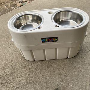 Pet Bowl And Storage for Sale in La Habra, CA
